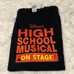 4/$15 disney high school musical long sleeve